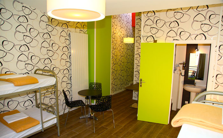 The loft boutique hostel and hotel paris site officiel for Boutique hostel
